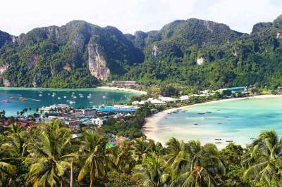 Where to Stay in Phi Phi Islands, Thailand   Best Hotels ...