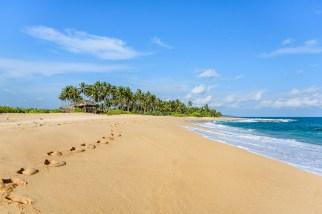 Strand von Tangalle