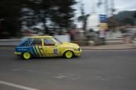Autorennen in Nuwara Elyia