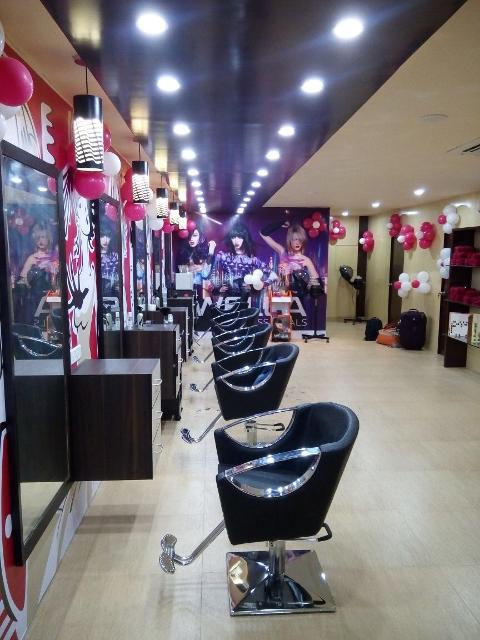 Jawed Habib Hair And Beauty Salon In Seethammadhara Vizag