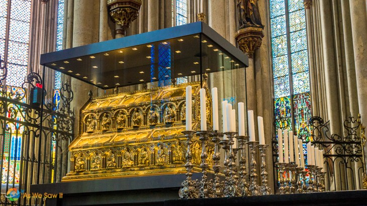 Reliquary of the Three Wise Men, Cologne, Germany