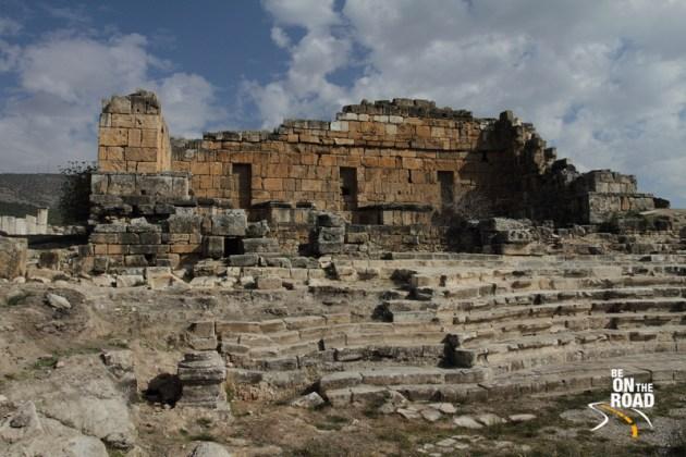 Ruins of Hierapolis Temples
