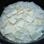 Dutch Oven Easy Apple Dump Cake