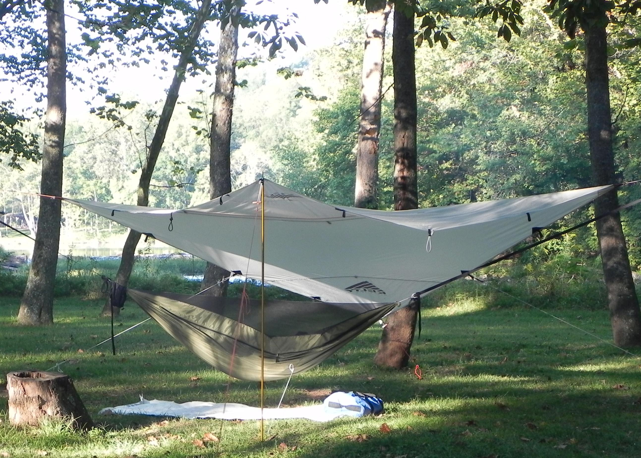 Bwca Got A Hammock What S Your Tarp Of Choice Boundary