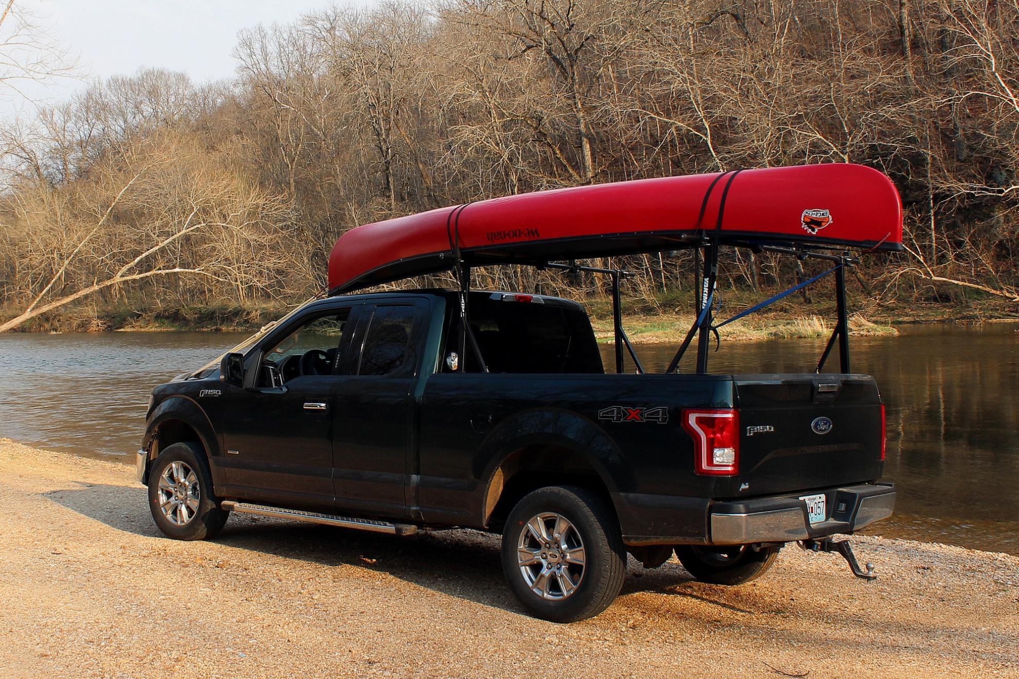 bwca canoe tie down straps boundary
