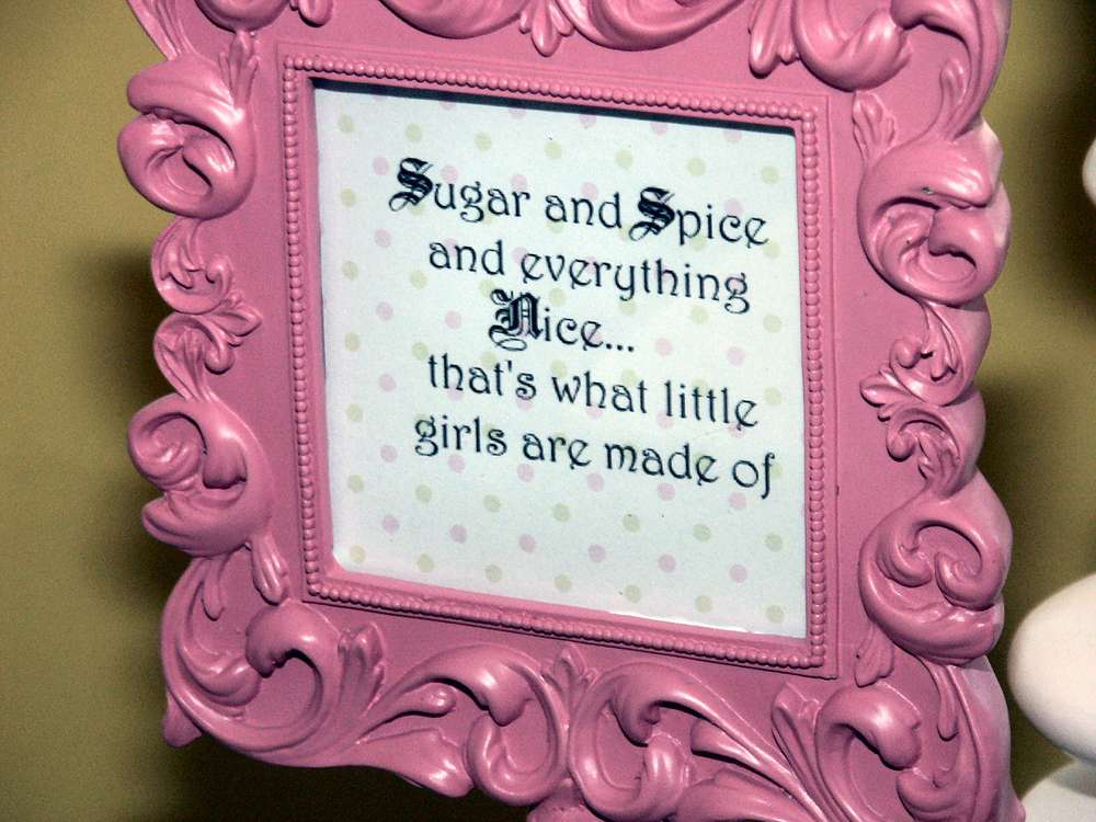 Pink Amp Girly Baby Shower Party Ideas Photo 1 Of 14