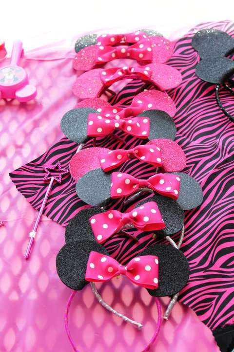 Diademas Minnie Mouse