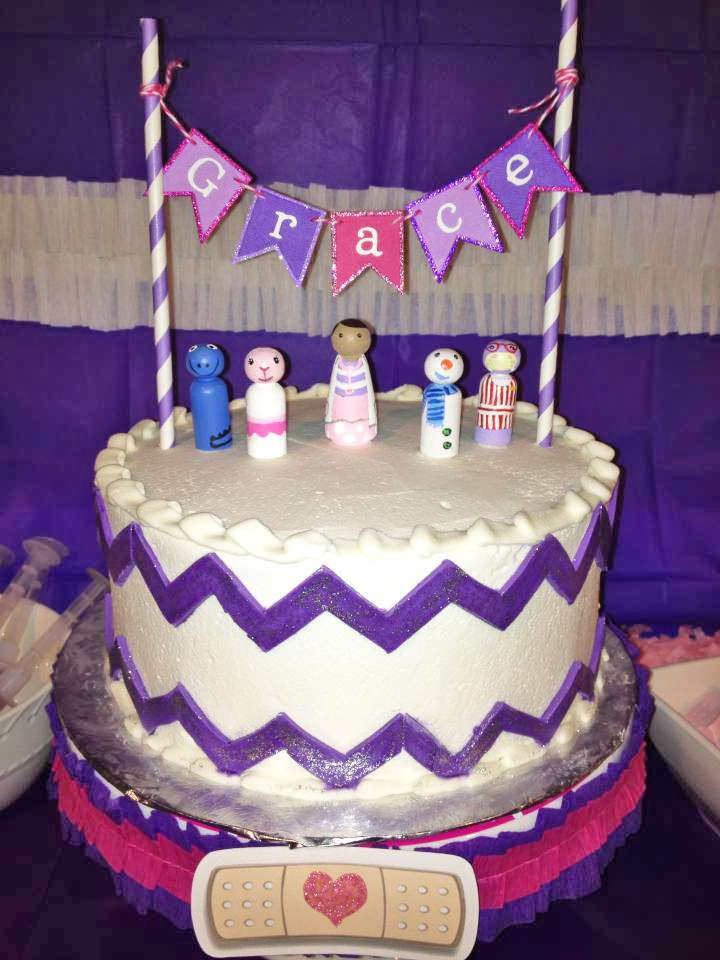Doc McStuffins Birthday Party Ideas Photo 14 Of 61
