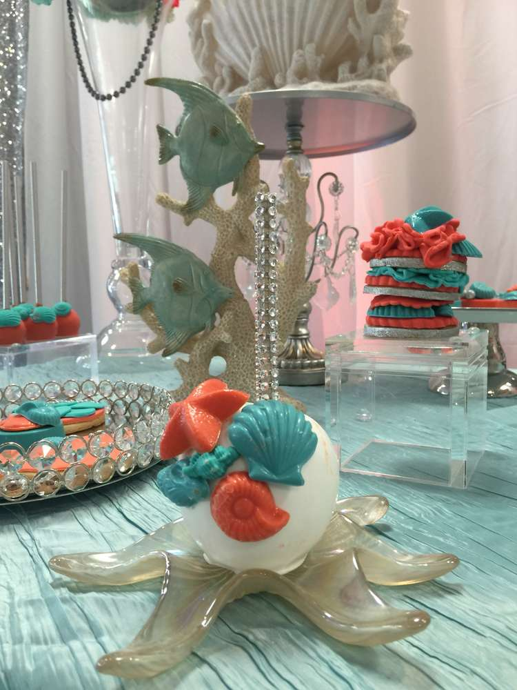Under The Sea Quinceaera Party Ideas Photo 8 Of 19 Catch My Party
