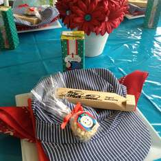 Thomas The Train Party Ideas For A Girl Birthday Catch