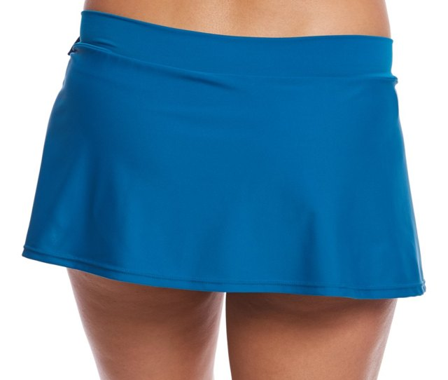 Clubswim Couture Side Tie Swim Skirt