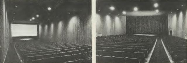 Seating Granada Theatre