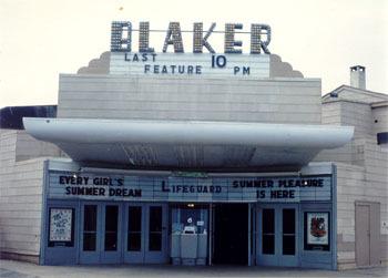 Blaker Theatre in Wildwood, NJ - Cinema Treasures