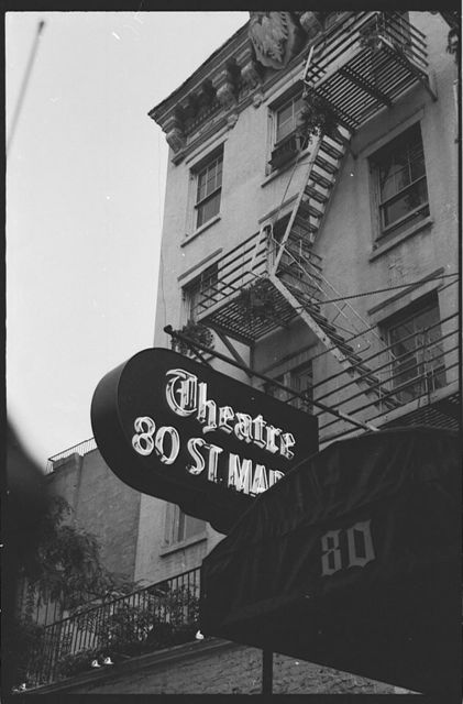 Theatre St Nyc Marks 80