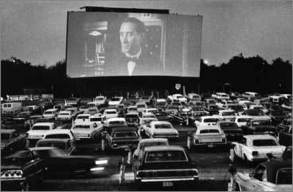 Cinema, Drive-In Movies, Drive-In Theaters