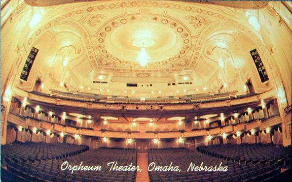Image result for orpheum theater nebraska
