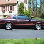 1986 Chevrolet Monte Carlo Ss For Sale Classiccars Com Cc 14463