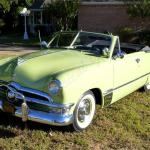 1950 Ford Convertible For Sale Classiccars Com Cc 1037614