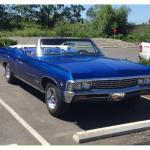 1967 Chevrolet Impala Ss For Sale Classiccars Com Cc 1211910
