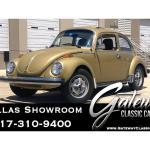 1974 Volkswagen Beetle For Sale Classiccars Com Cc 1343698