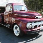 1952 Ford F1 Pickup For Sale Classiccars Com Cc 582265