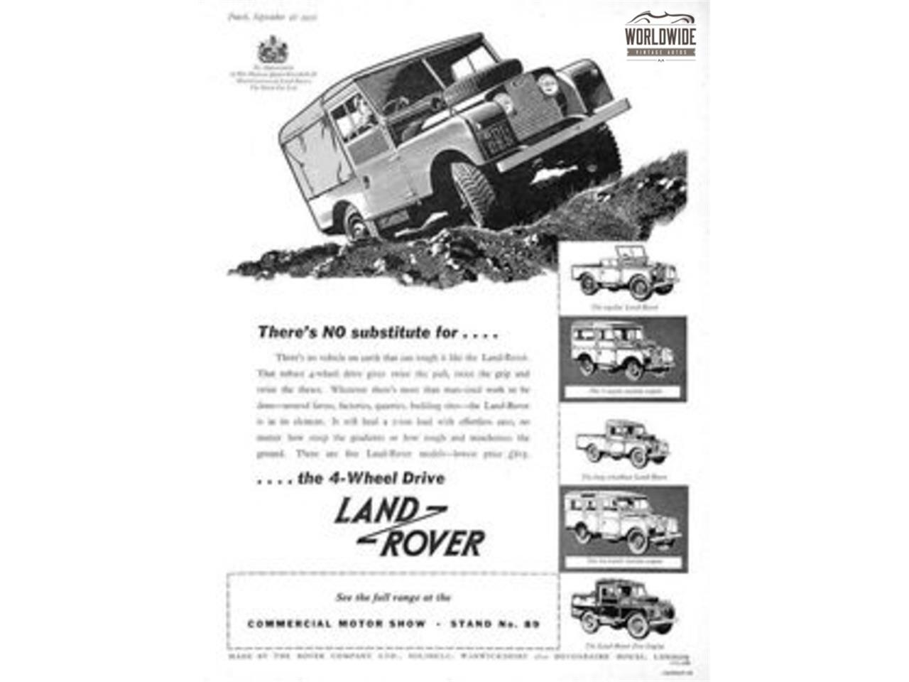 Land Rover Series Iia For Sale