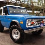 1970 Ford Bronco For Sale Classiccars Com Cc 975716