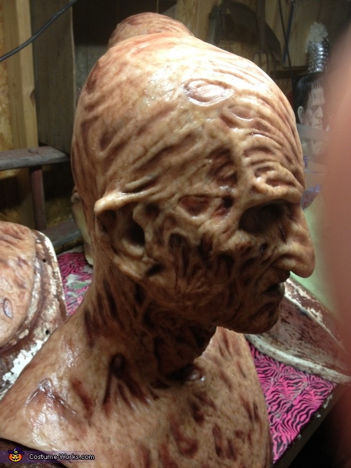 Homemade Freddy Krueger Costume Photo 35