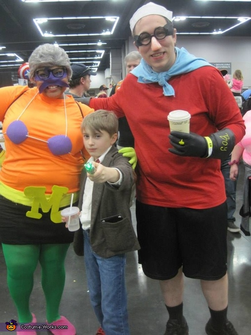 sc 1 st  Picture Lights & Merman And Barnacle Boy Costumes
