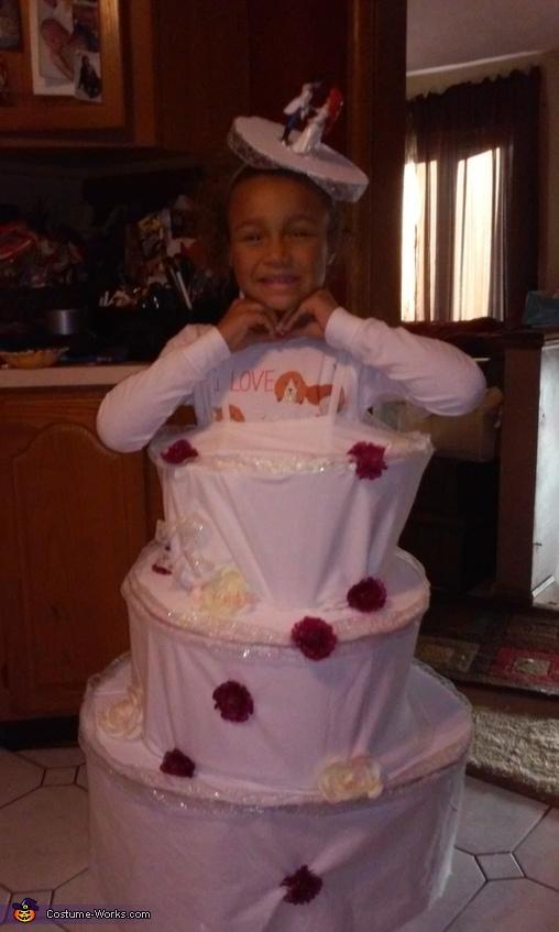 Wedding Cake Costume Photo 22