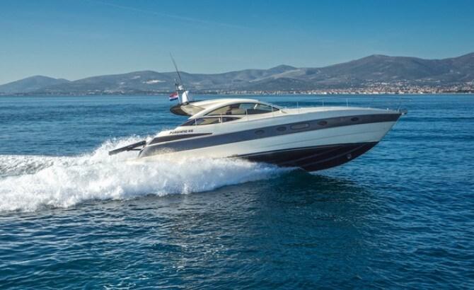 Pershing 46 Motor Yachts For Charter In Croatia