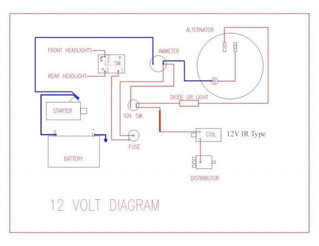 Cj2a Wiring Diagram 12 Volt.html   Autos Post
