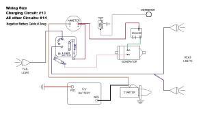 49' cub wiring schematic  Farmall Cub
