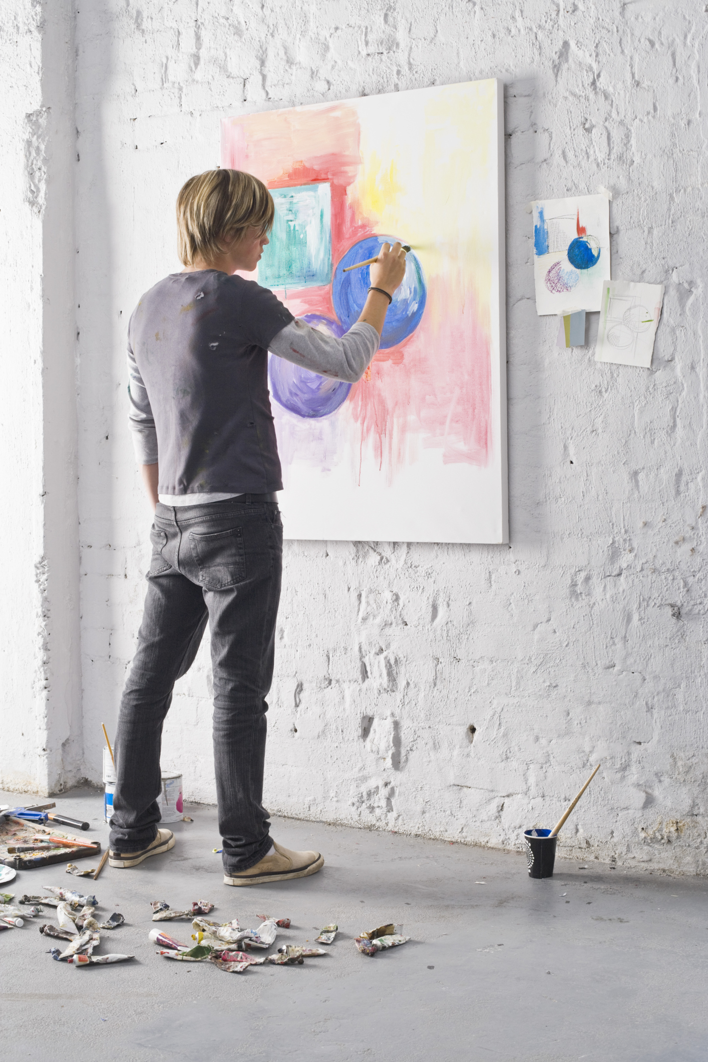 Painting Ideas For Teenagers