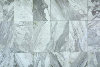 how to seal marble floors before grouting
