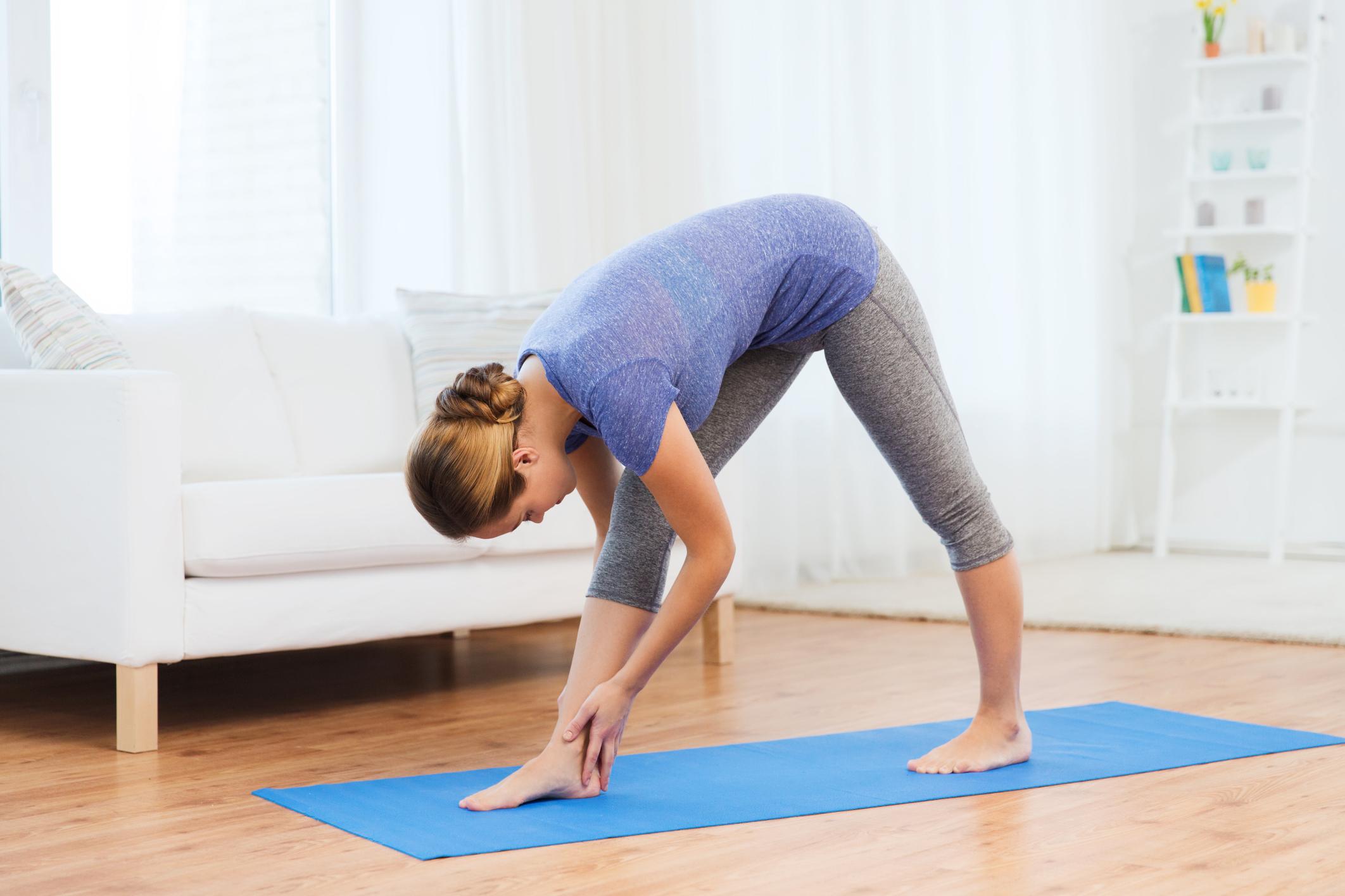 P90x Yoga List