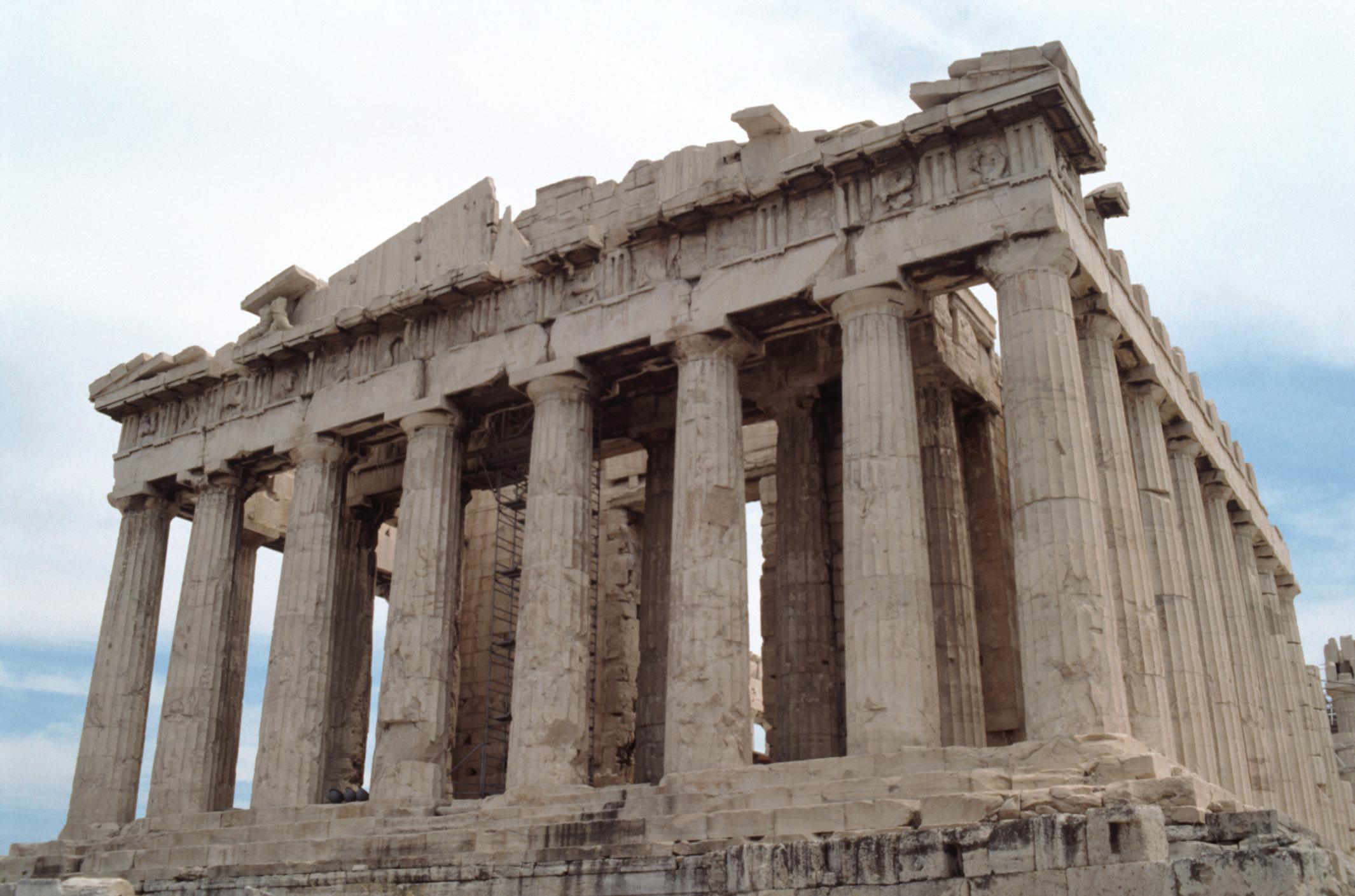 Greek Influence Of Roman Architecture