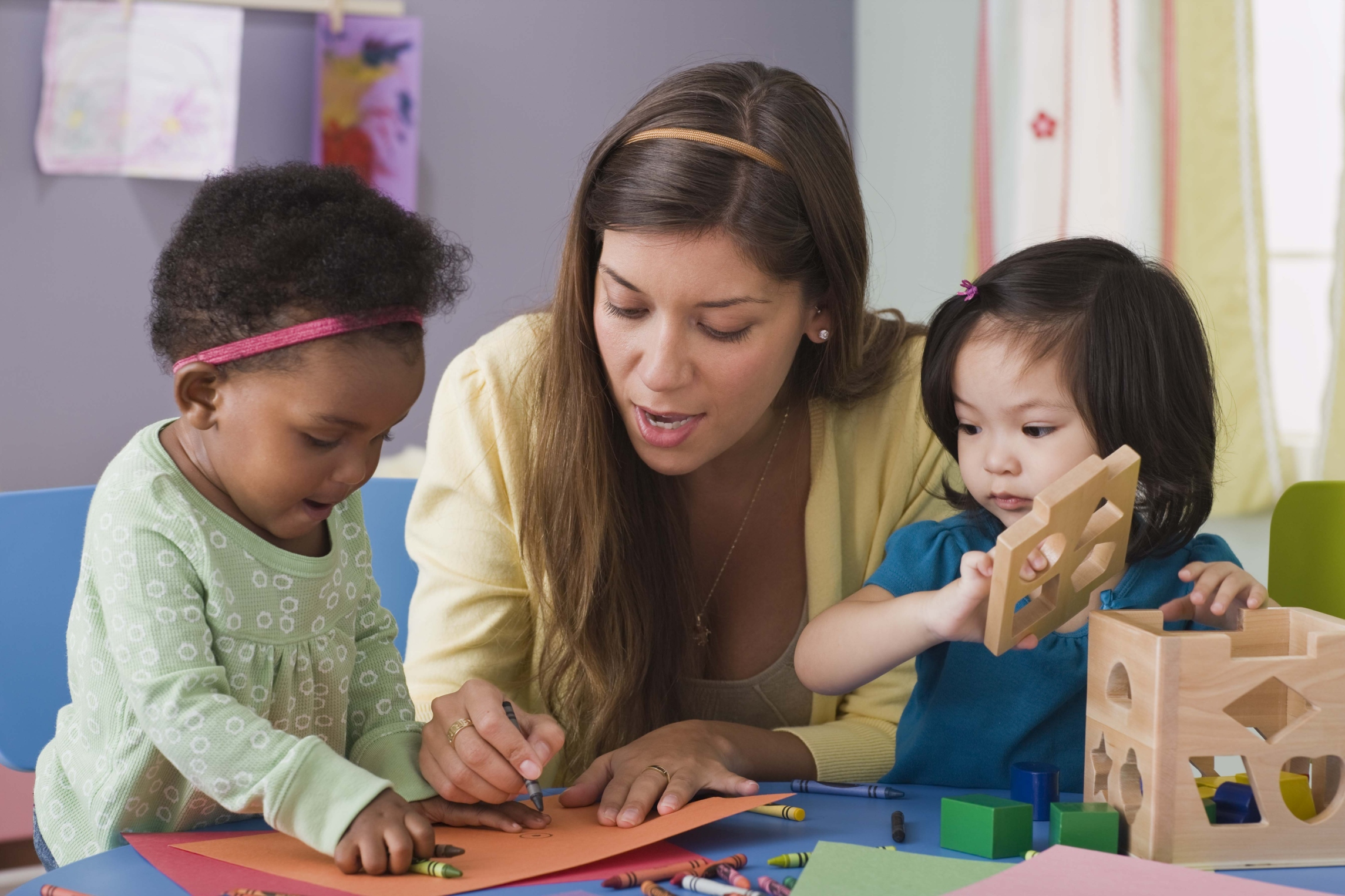 What Qualifications Are Needed To Become A Nursery Teacher