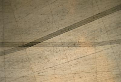 how to remove old wax off tile flooring