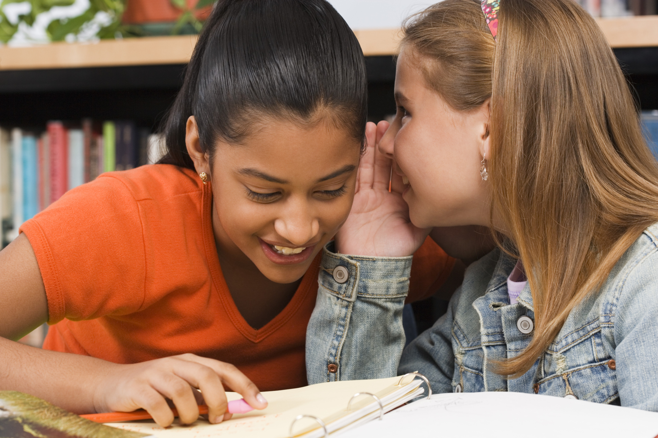 Helping Middle School Students Deal With Drama