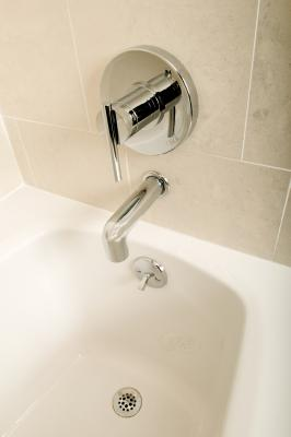 How To Replace A Single Hot Amp Cold Bathtub Knob Home