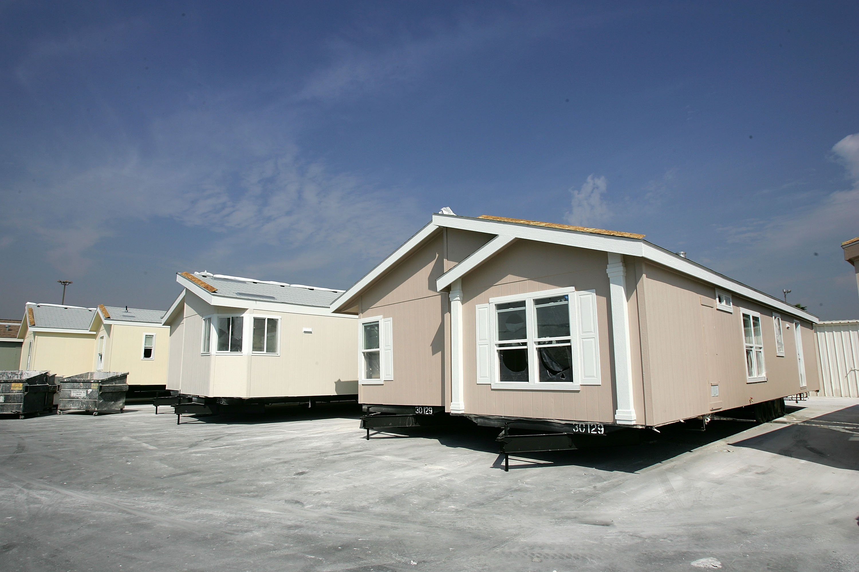 Tips On Moving Single Wide Mobile Homes Home Guides Sf Gate
