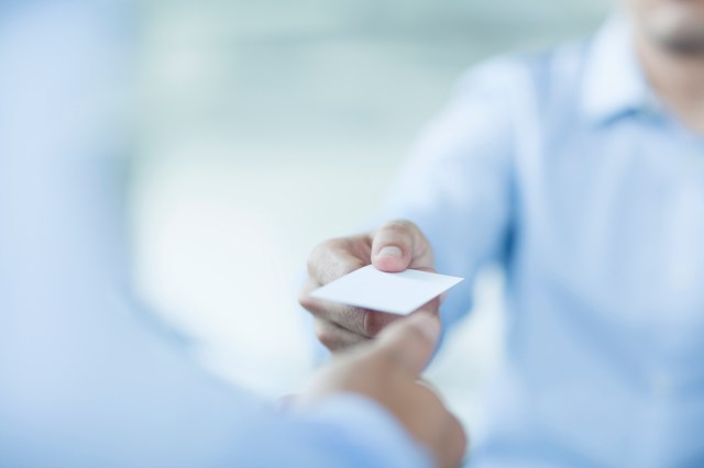 How to List My Degrees on My Business Cards