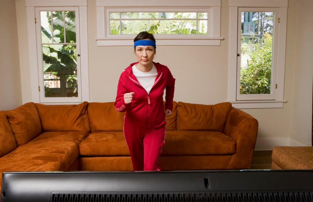 How to Run at Home Without a Treadmill | Chron.com