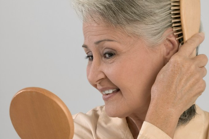 hairstyles for fine hair in older women   leaftv