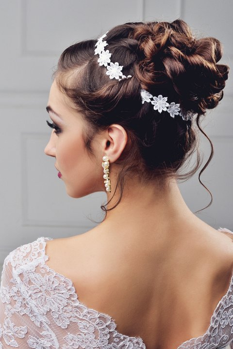 Einfache Hochsteckfrisuren Mit Anleitung Fur Jede Haarlange Und