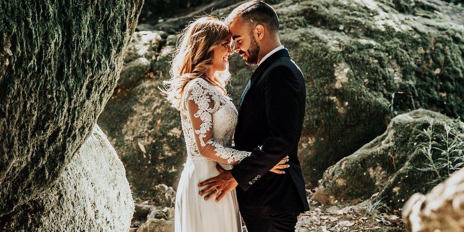 Zu Zweit Heiraten In Berlin Eine Heimliche Hochzeit