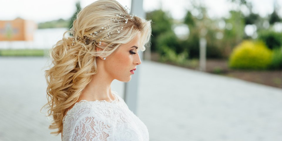 Gar Nicht Schwer Die Hochzeitsfrisur Selber Machen Heiraten