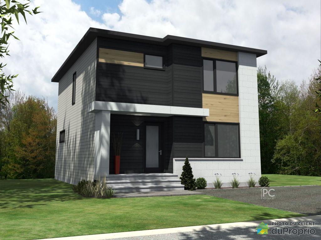 Modèle Baia à Construire Par Terrain Dev Immobilier Inc St émile à Vendre
