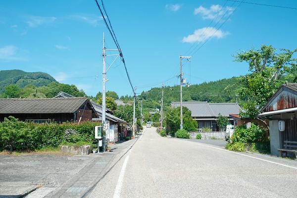 Main street Chikatsuyu